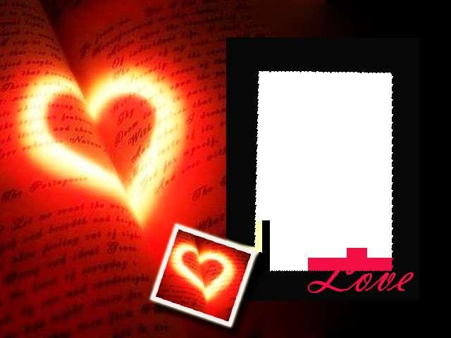 Bingkai Fhoto I Love U