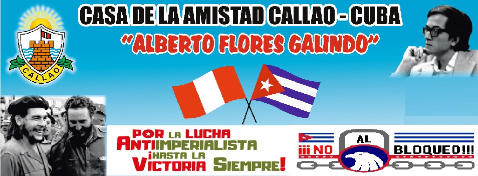 CASA DE LA AMISTAD CALLAO CUBA