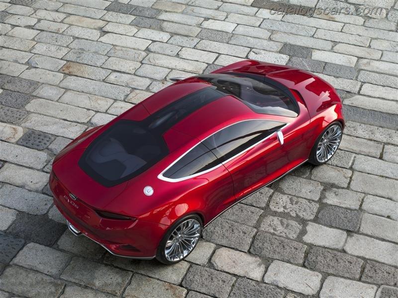 صور سيارة فورد Evos كونسبت 2014 - اجمل خلفيات صور عربية فورد Evos كونسبت 2014 -Ford Evos Concept Photos Ford-Evos-Concept-2012-03.jpg