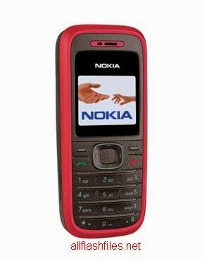 Nokia 1208 RH-105 Latest Flash File/Firmware V5.91 Free Download