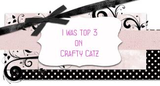 Blant topp 3 hos Crafty Catz