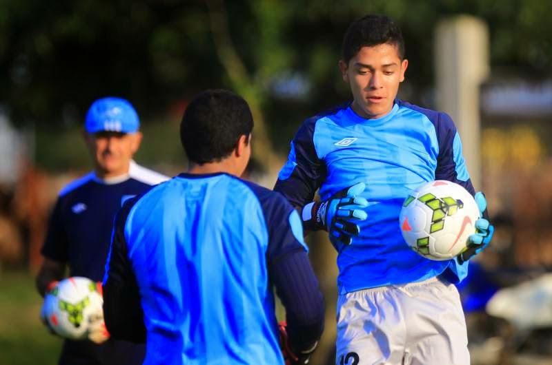 Guatemala Sub 17-Trinidad y Tobago Sub 17