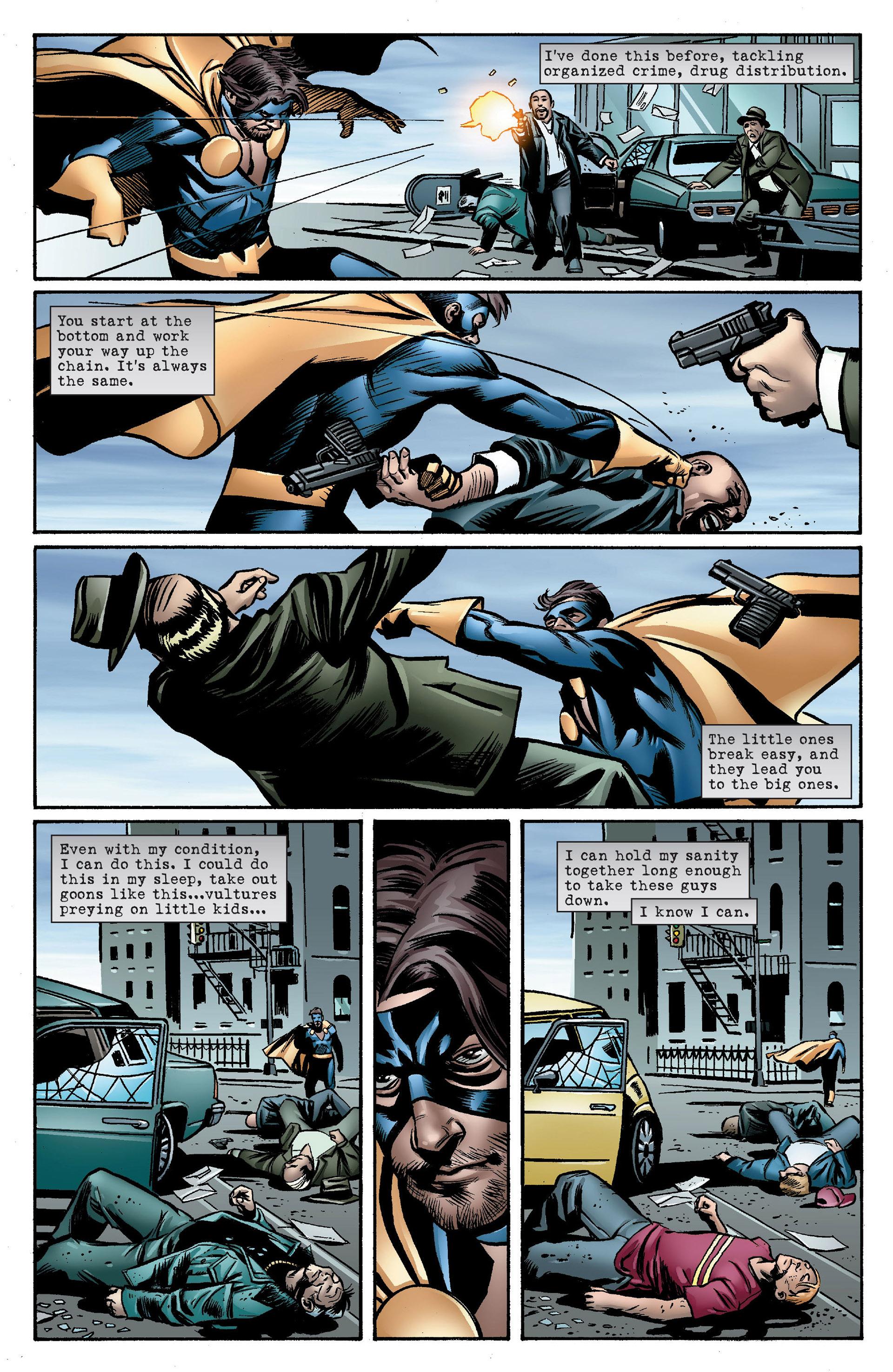 Captain America (2005) Issue #7 #7 - English 15