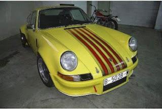 Los coches de Jordi Pujol Ferrusola