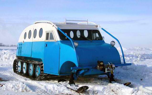 Snow Machines Auto Blog