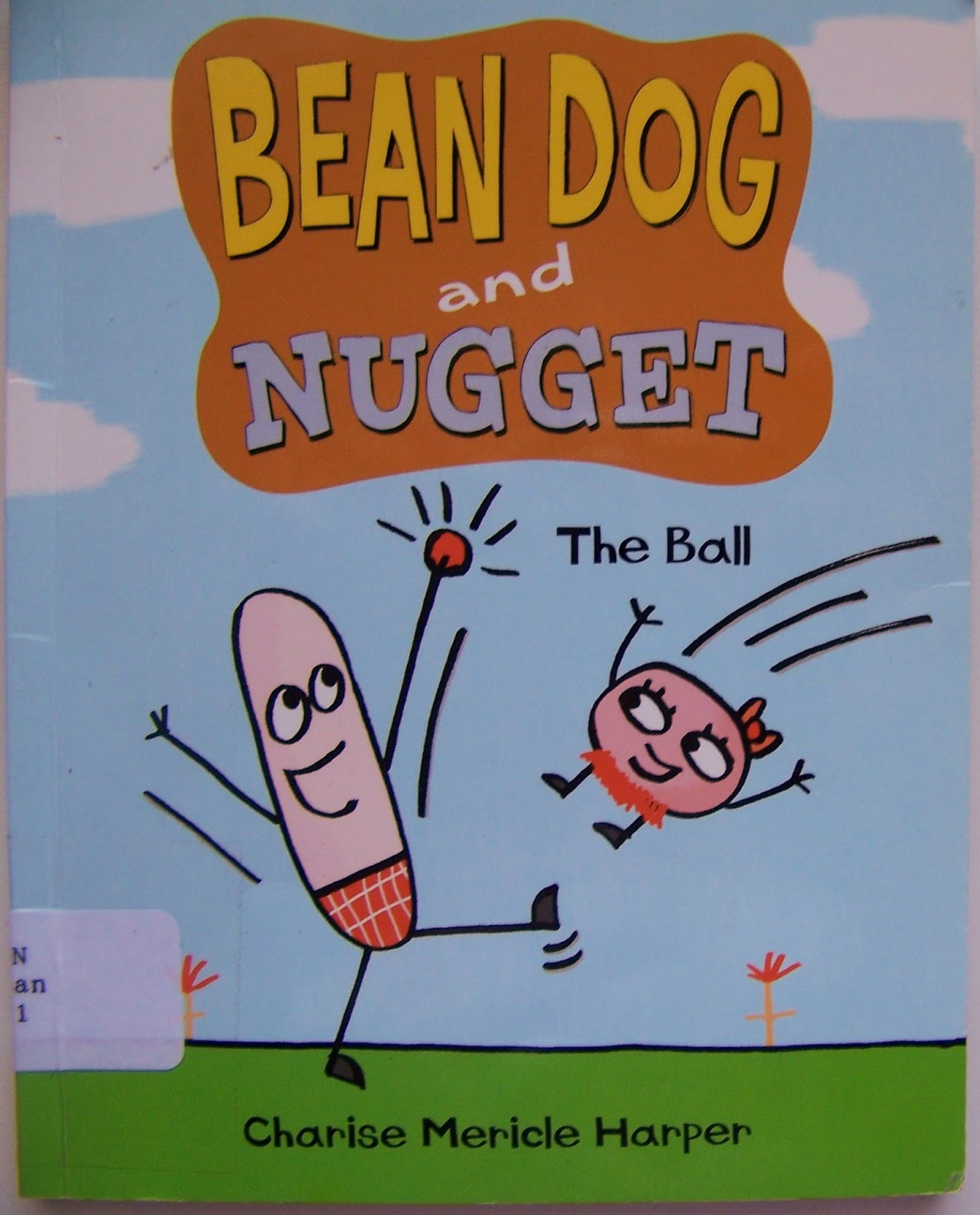 Using Simple Text And Cartoonstyle Illustrations, Charise Mericle Harper  Introduces Young Readers To A New Graphic Novel Series, Bean Dog And Nugget