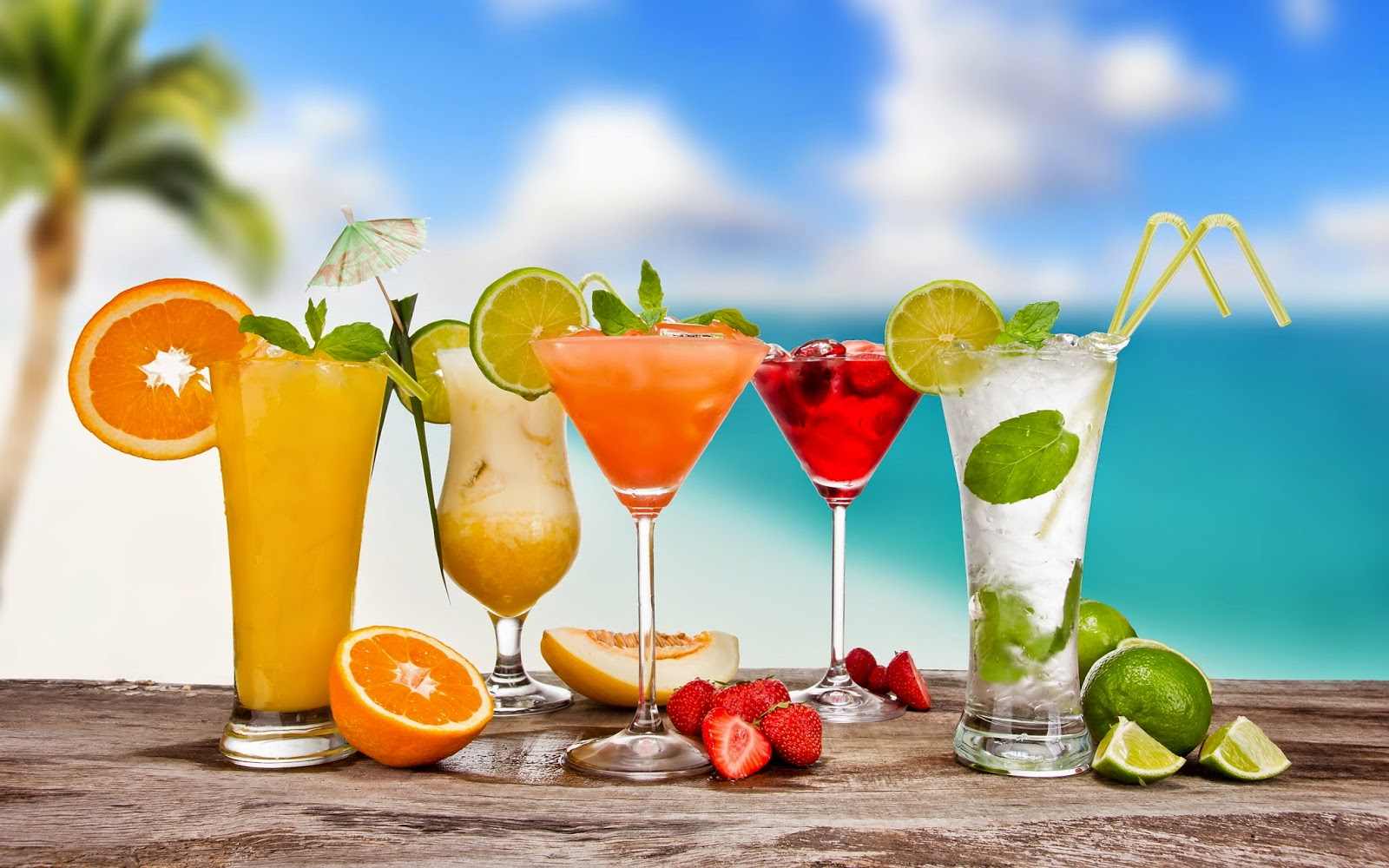 Top 5 non alcoholic cocktails oh so amelia for Summer drinks for party