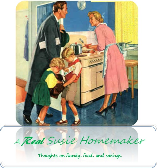 A Real Susie Homemaker