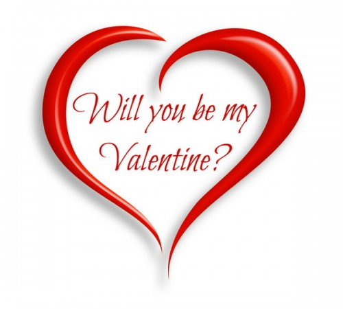 Incoming Searches: Can You Be My Valentine Quotes