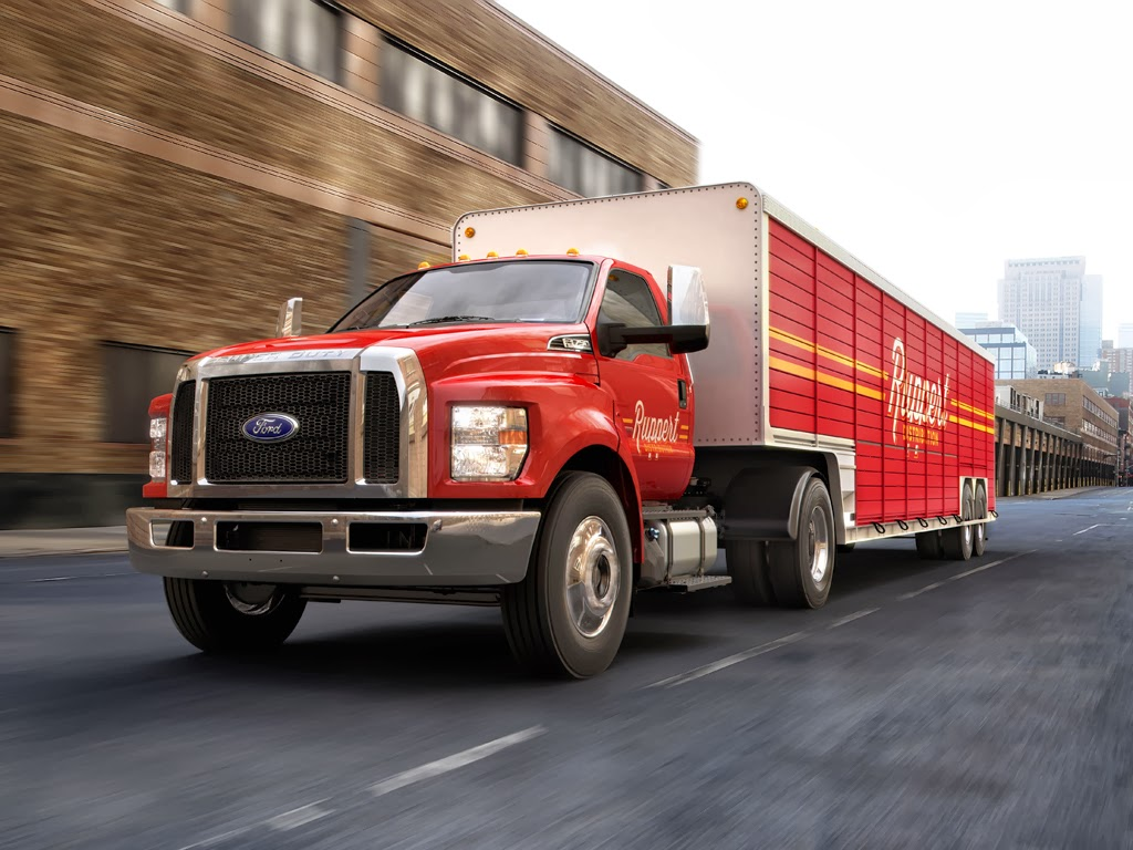 All-New F-650/F-750 Join America's Best-Selling Commercial Truck Lineup