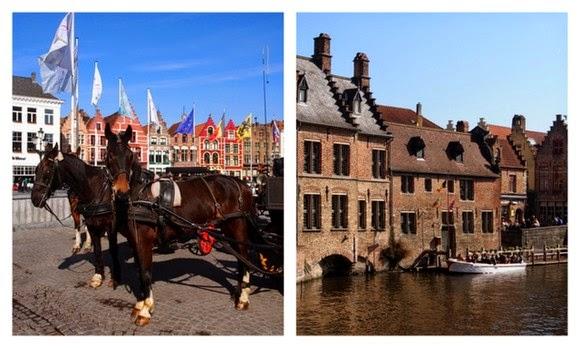 Bruges boat trip