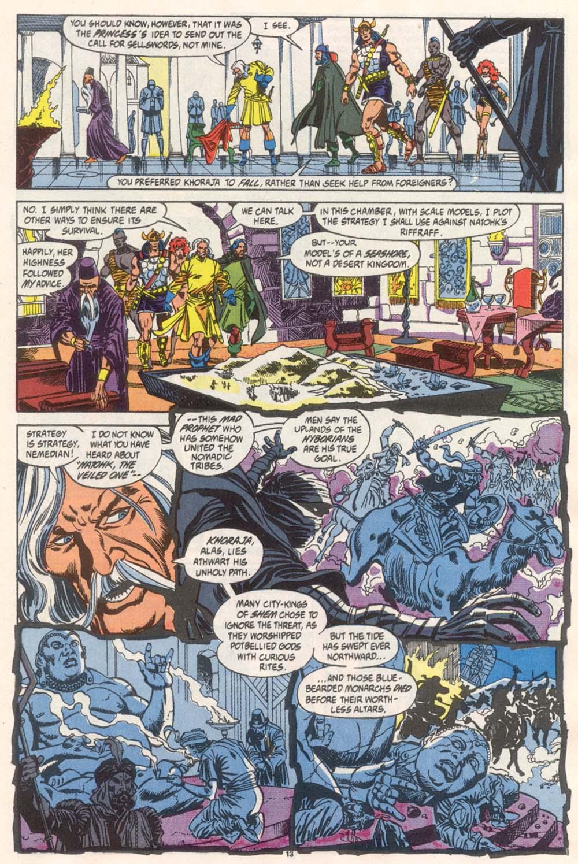 Conan the Barbarian (1970) Issue #246 #258 - English 10