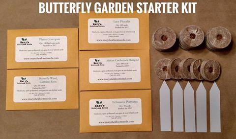 Butterfly Garden Starter Kit