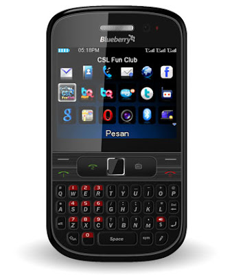 Download Firmware CSL BlueBerry 8800