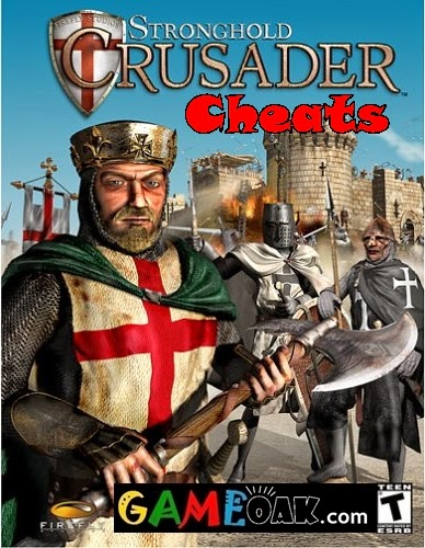All Cheats and Codes of Stronghold Crusader