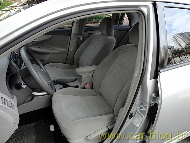 Toyota Corolla Xli 2009 Fotos Pre O Consumo E Ficha T Cnica Car Blog Br