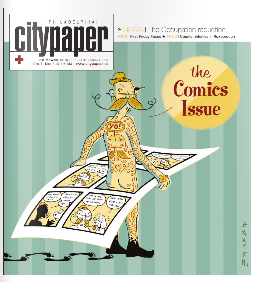 philly city paper Philadelphia city paper ends today, and with it, we lose a large part of what made alternative media great in the first place: the loosening [.