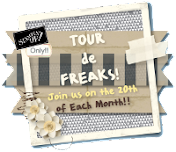 Tour de Freaks Blog Hop!