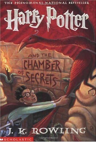 Tips from Chip: Movie and Book – Harry Potter and the ... Harry Potter 2 Book