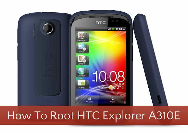 HTC Explorer A310E Root