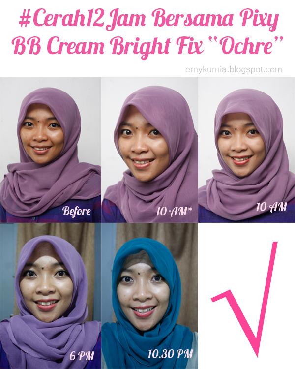 Beauty Cerah12Jam Dengan PIXY BB Cream Bright Fix