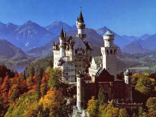 Los Castillos de Alemania