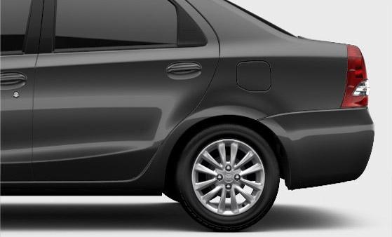 car in Toyota Etios Sedan 2013