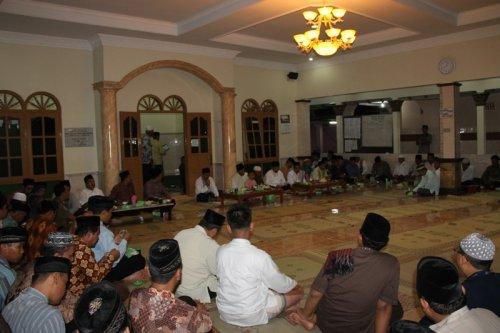 Jamaah Masjid Al Falaq Janti Nanggulan Kulon Progo Yogyakarta