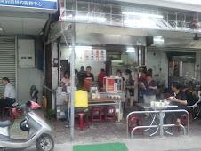台南阿堂鹹粥旁的老牌羊肉