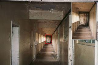 Ghost Inside England's Poole Hospital Captured on Camera