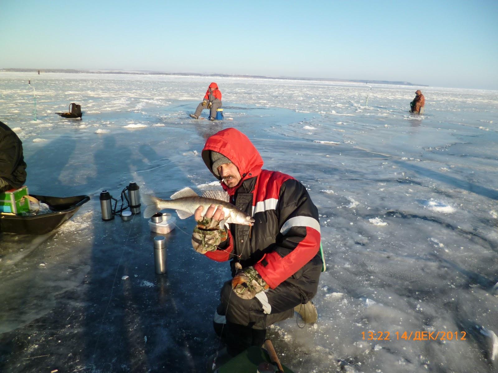 рыбак рыбаку получай куйбышевском водохранилище