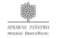 Logo programu Sprawne Państwo Ernst & Young
