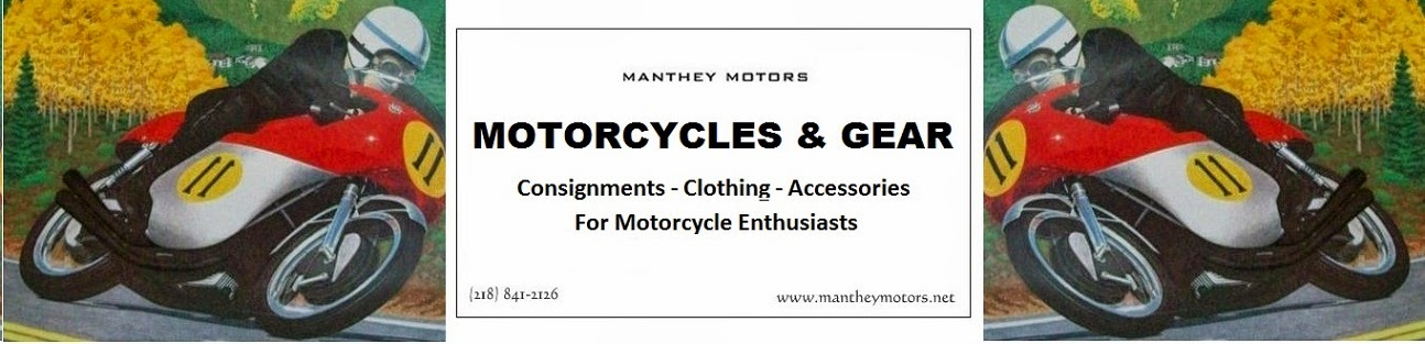 Manthey Motors: Motorcycles & Gear