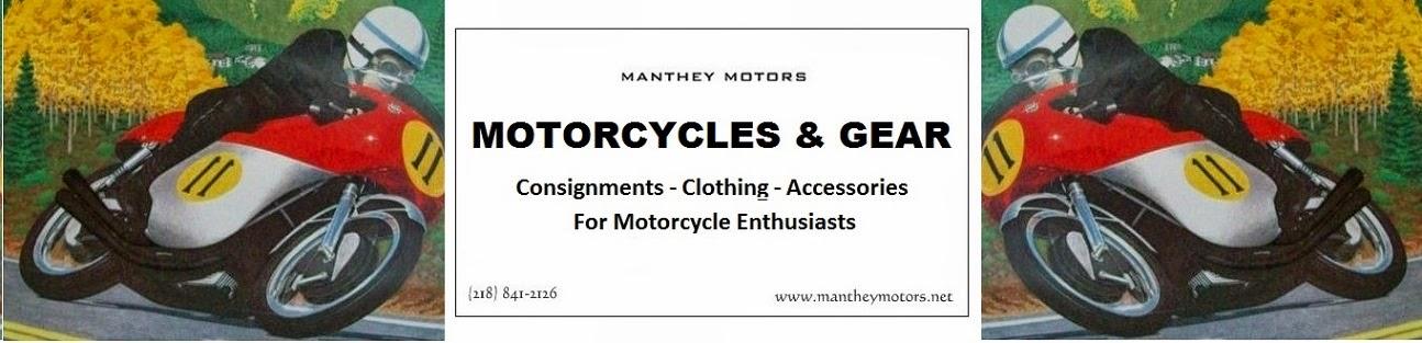 Manthey Motors: Motorcycles & Gear