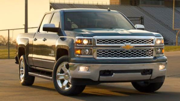 Chevy Silverado Named NHRA Official Truck
