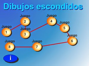 Diibujo escondido