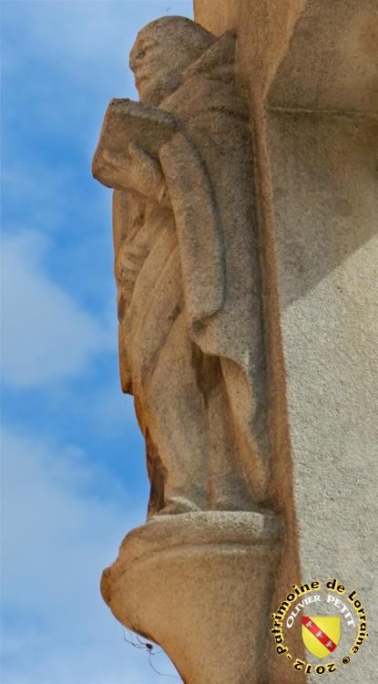 FAVIERES (54) - La Croix de chemin