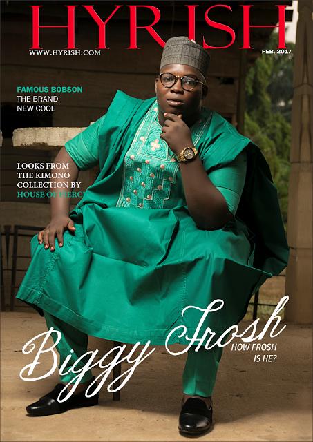 Hyrish Magazine
