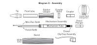 Ballpoint Pen Mechanism3