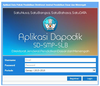 Link Alternatif Download Prefill dan Aplikasi Dapodikdas 4.1.0