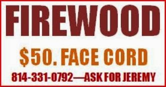 Firewood For Sale.............#1222