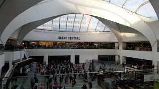 Grand Central Birmingham Pie Shop