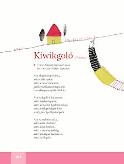 Kiwikgoló / Dios del monte - Español Lecturas 5to 2014-2015