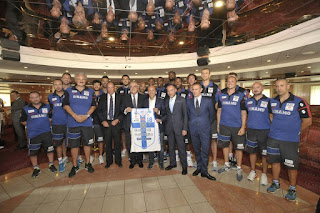 Grazie Dinamo Basket Sassari!