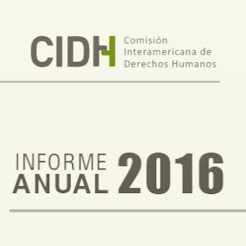 CIDH Informe Anual 2016