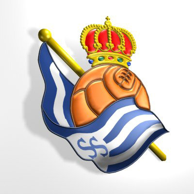 Real Sociedad soccer team logo