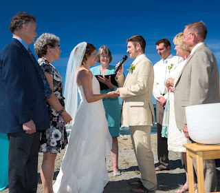 Honoring Parents in a Special Way in a Wedding Ceremony - Patricia Stimac, Seattle Wedding Officiant