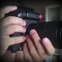 Grip para Nikon D5000