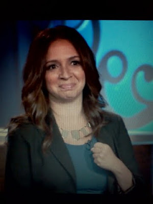 This Statement Piece Was Worn By Ava, Maya Rudolph's Character