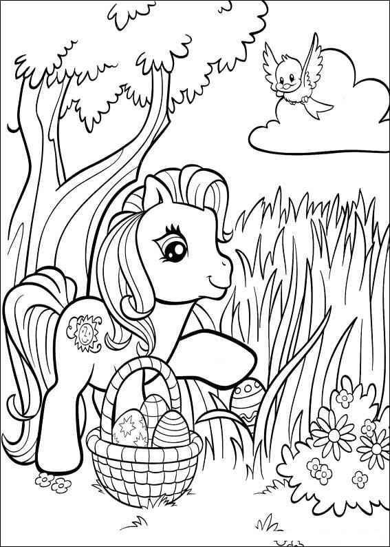 Easter Coloring Pages Minnesota Miranda